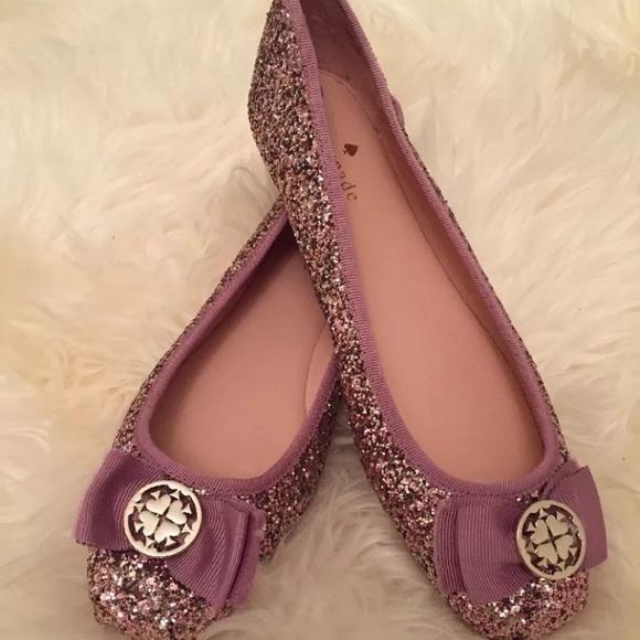 f3b6518ea4 kate spade Shoes   Flats New York Fontana Too Glittler   Poshmark